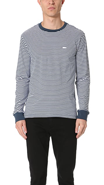Obey Malta Long Sleeve Tee