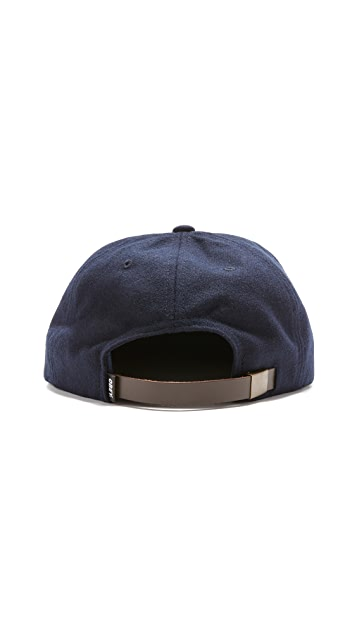 Obey Afton Wool 6 Panel Cap