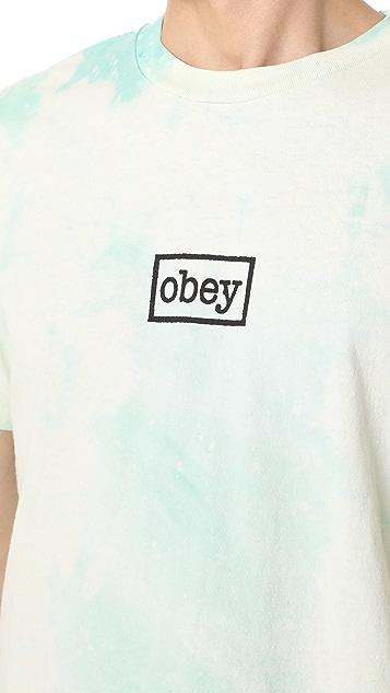 Obey Typewriter Tee