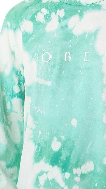 Obey Novel Long Sleeve Tee