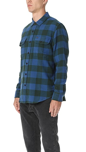 Obey Trent Flannel