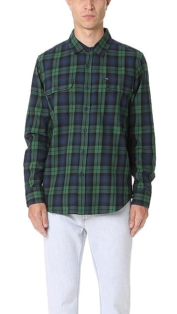 Obey Norwich Woven Shirt