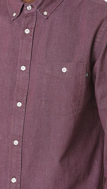 Obey Keble II Woven Shirt