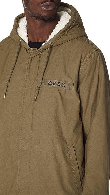 Obey Tiller Jacket