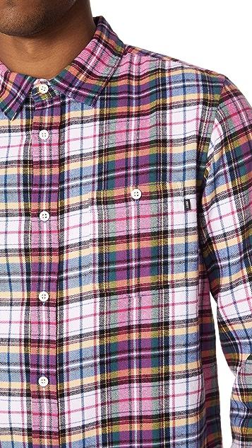 Obey Lauder Woven Shirt