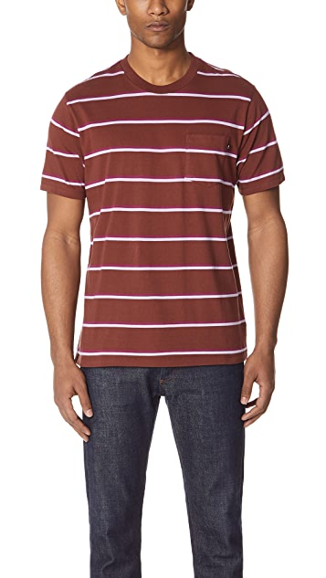 Obey Milo Pocket Tee