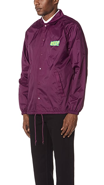 Obey Better Days Coach Jacket