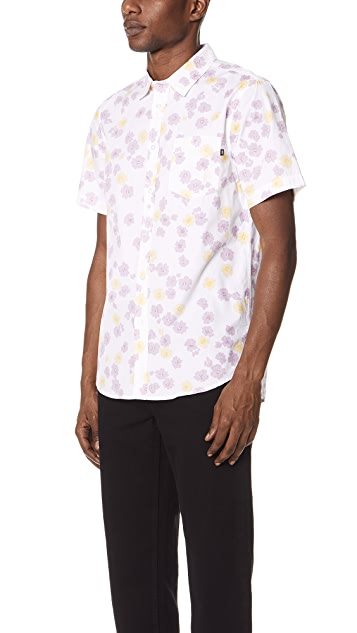 Obey Felix Short Sleeve Shirt