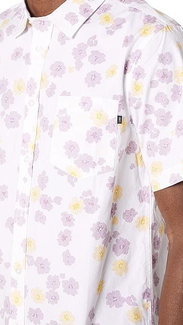 Obey Felix Short Sleeve Shirt