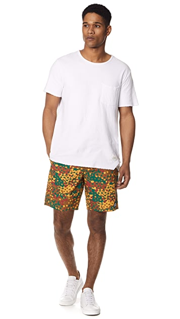 Obey Subversion Shorts