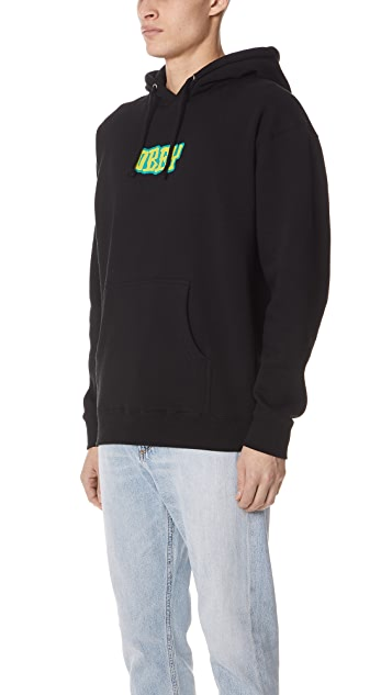 Obey Better Days Pullover Hoodie
