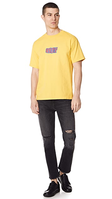 Obey Better Days Short Sleeve Tee