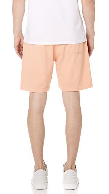 Obey Obey Worldwide Outline Shorts