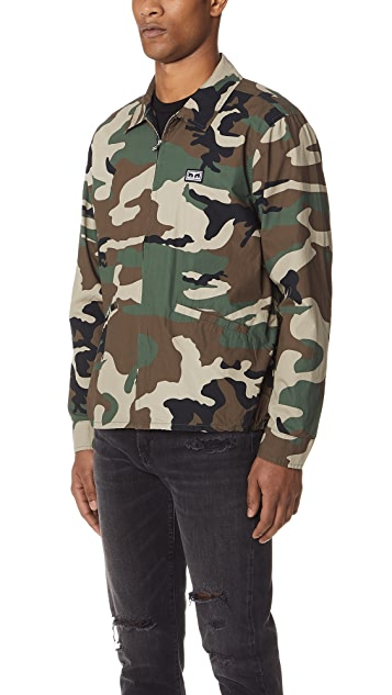 Obey Field Driver Jacket