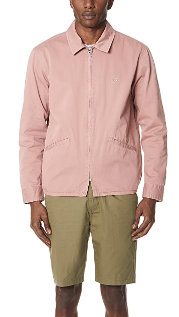 Obey Clubber Station Jacket
