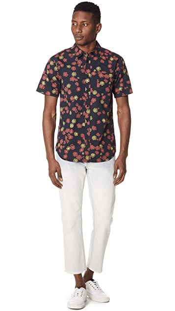 Obey Felix Button Down Shirt