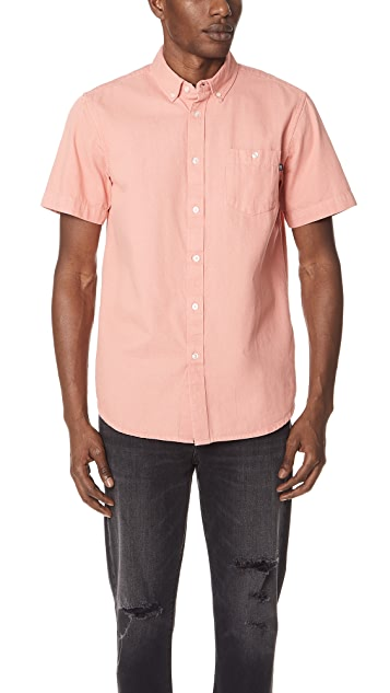 Obey Keble Button Down Shirt