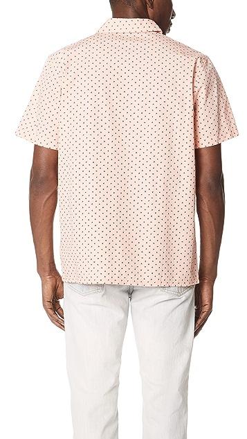 Obey Gavin Button Down Shirt