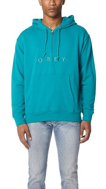 Obey Div Hoodie