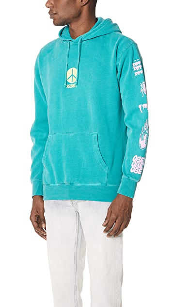 Obey The Next Wave Hoodie