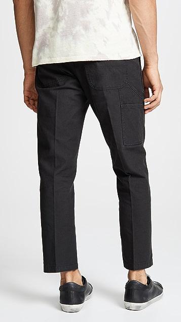 Obey Straggler Carpenter Pants