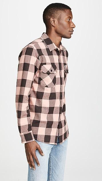 Obey Vedder Woven Shirt