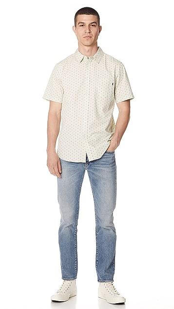 Obey Dorian Woven Shirt