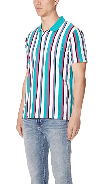 Obey Allen Polo Shirt