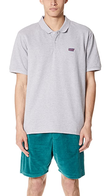 Obey Mango Polo Shirt