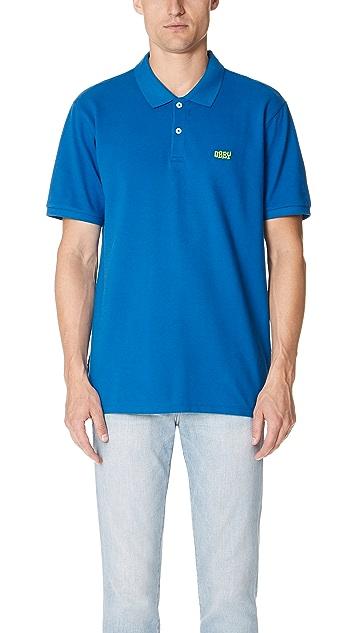 Obey Mango Polo Shirt