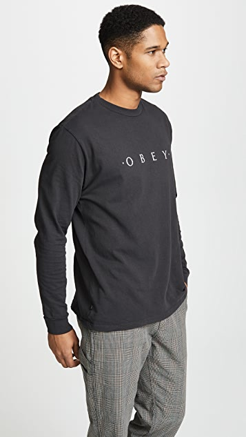 Obey Novel Obey Sweatshirt