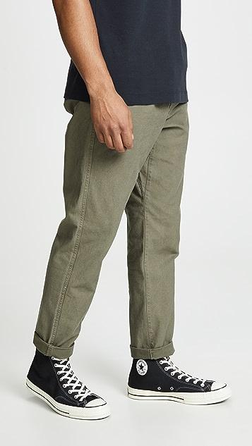 Obey Traveler Slub Twill Pants
