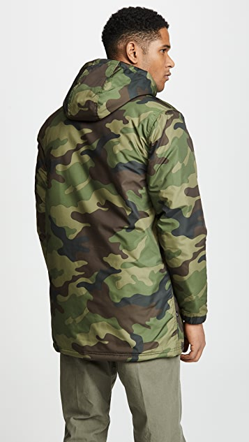 Obey Singford Field Parka