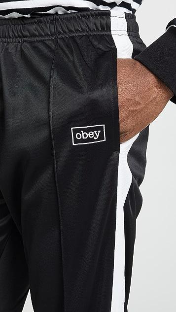 Obey Borstal Track Pants