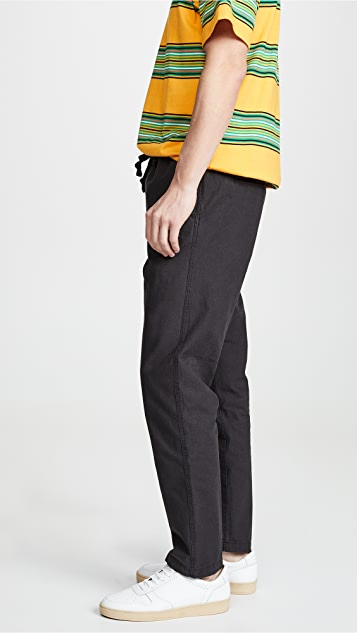 Obey Relaxed Fit Traveler Pants