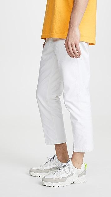 Obey Slim Fit Straggler Carpenter Pants