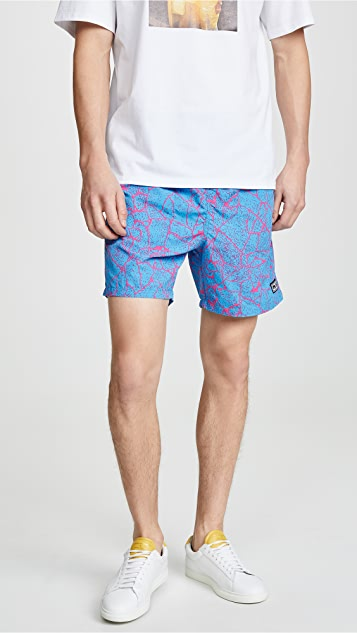 Obey Concrete Dolo Shorts