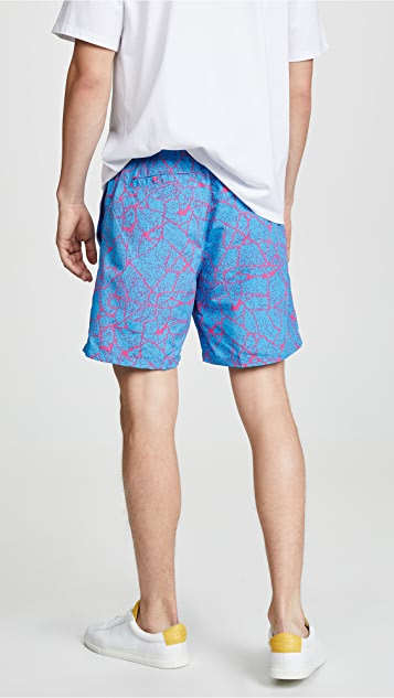 Obey Concrete Dolo Shorts