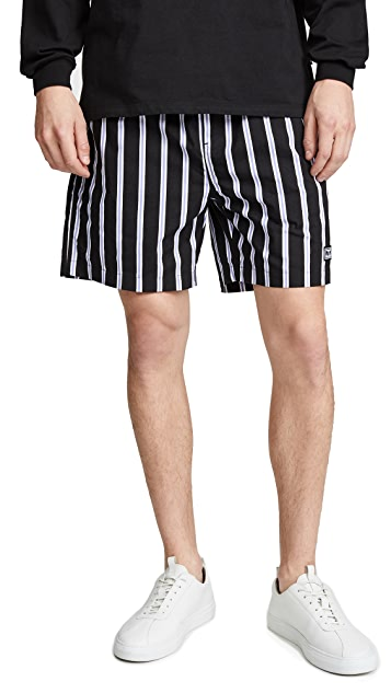 Obey Easy Stripe Shorts