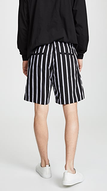 Obey Easy Stripe Shorts