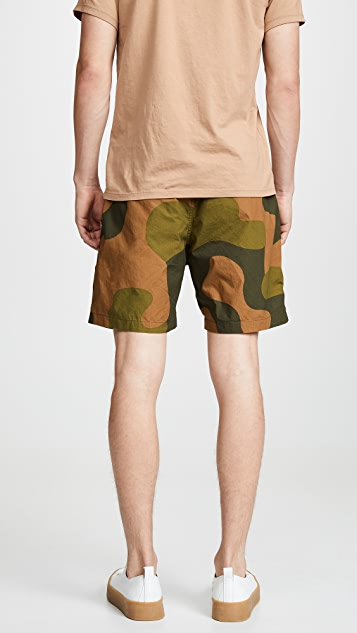 Obey Easy Jungle Shorts