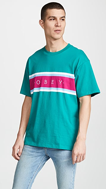 Obey Charm Class T-Shirt