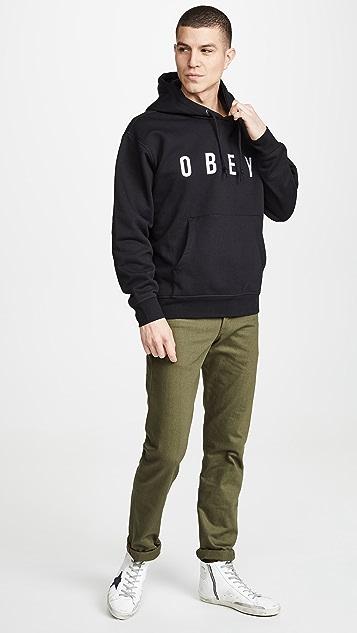 Obey Way Hoodie