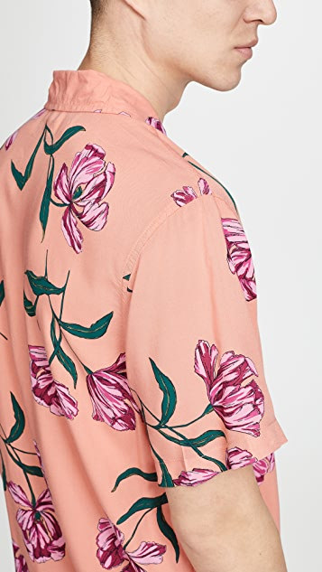 Obey Lily Woven Shirt