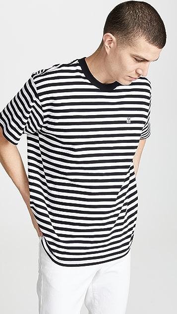 Obey 89 Group Stripe T-Shirt