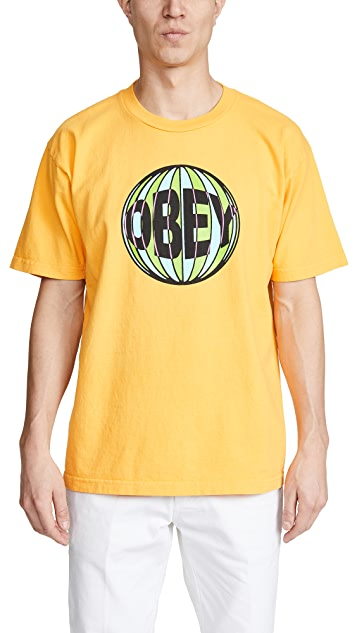 Obey Obey Ball T-Shirt