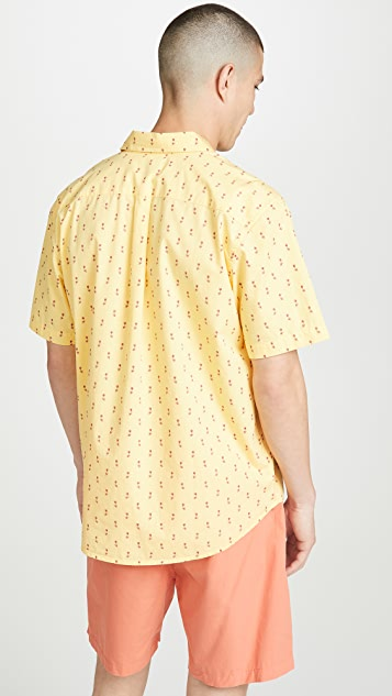 Obey Ellis Dandelion Short Sleeve Shirt