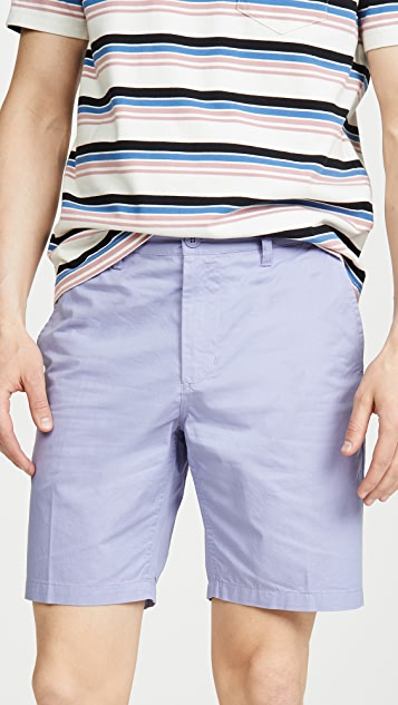 Obey Straggler Lightweight Shorts