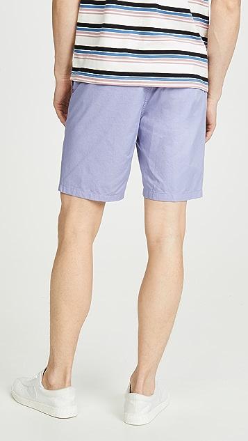 Obey Straggler Lightweight Shorts