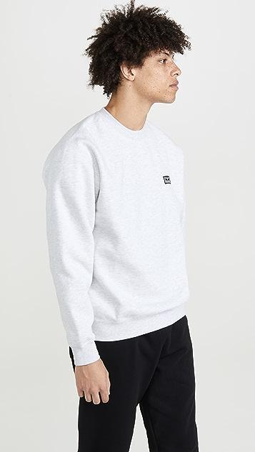 Obey All Eyez Pullover Crew Neck Sweatshirt